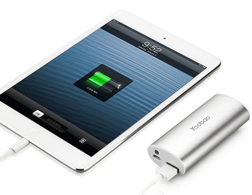 batería externa yoobao yb6012 5200mah