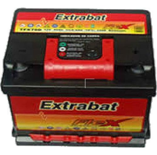 bateria extrabat 135 amp libre de mant. todos los amperajes