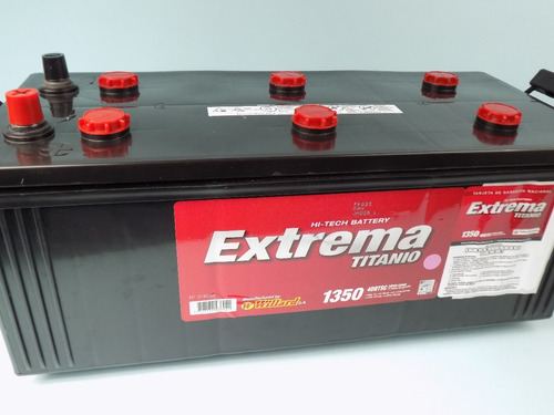 batería extrema 4d 1350 envíos a barranquilla y atlántico