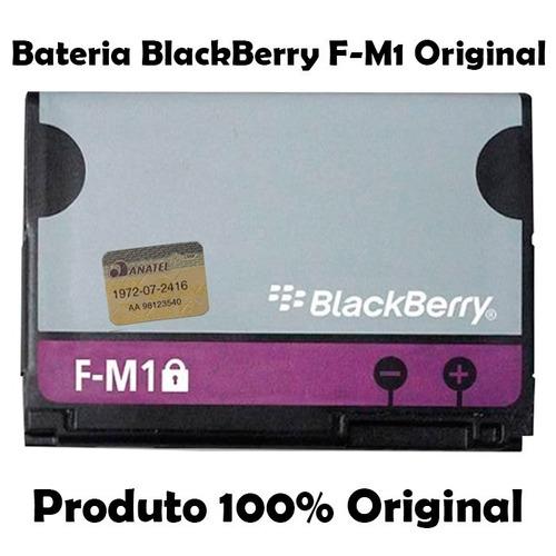 bateria f-m1 fm1 blackberry pearl 910 9105 9670 frete grátis