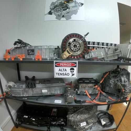 bateria ford fusion híbrido manutenção e consertos
