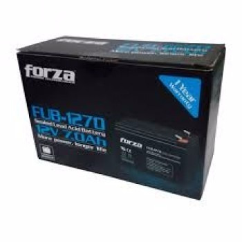 bateria forza fub 1270 12v 7.0 ah 20h