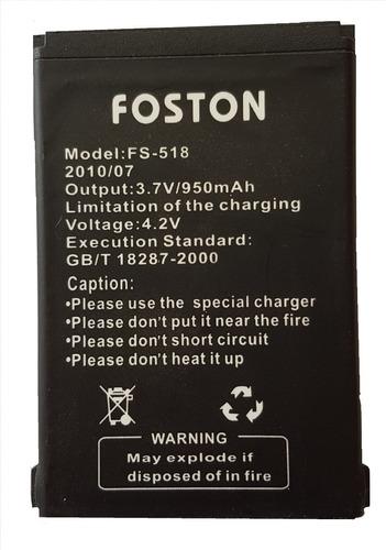 bateria foston fs-518