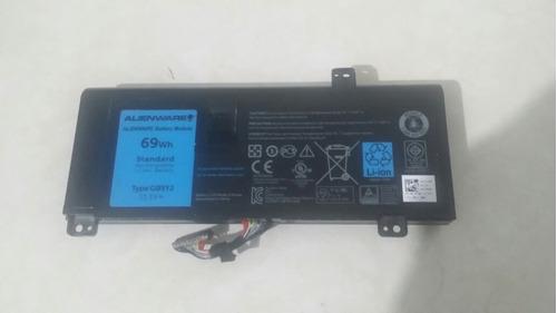 bateria g05yj para dell alienware