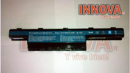 bateria gateway nv53a nv73a / acer aspire 5336 aspire v3
