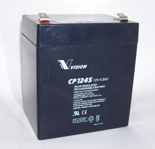 bateria gel 12v 5ah alta duracion ideal autos a bateria niño