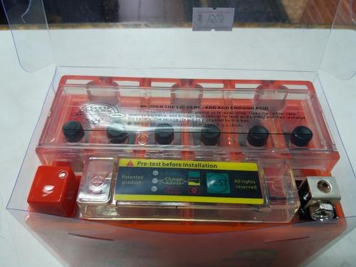 bateria gel ytx7 vx explorer dakar