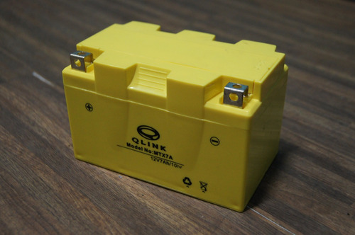 bateria gel ytx7 yt7 motoneta italika vento dinamo kurazai
