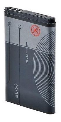 batería genérica 810mah 3.7v para nokia bl - 5c bl-5ca br -
