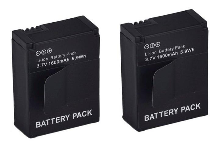 Batería de ion de litio para GoPro AHDBT 301 AHDBT 302 Hero 3 3+ 201 AHDBT 301 chdhn