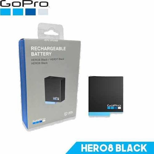 bateria gopro hero 6 7 e 8 black original (lacrada)