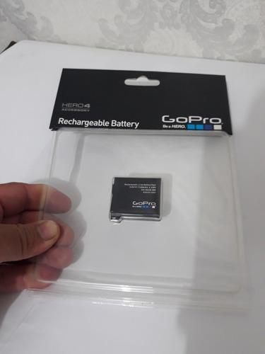 bateria gopro hero4 original 1160 mah nova ahdt-40 apronta e