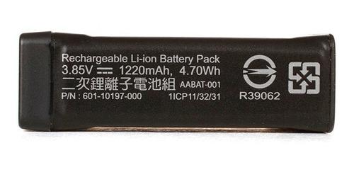 bateria gopro hero5 hero6 hero7 - 1220mah - aabat-001