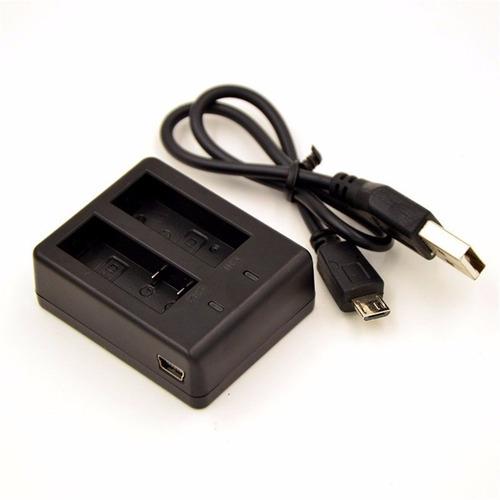 bateria gopro sricam sj4000 - sj7000 cargador 900ma