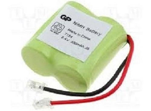 bateria gp nimh t154 2.4v 300mha
