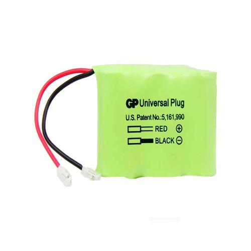 bateria gp t-157/ t107  para telefone s/ fio 3.6v 300mah plu