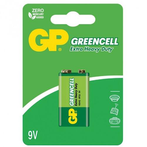 bateria greencell gp 9v blister com 1
