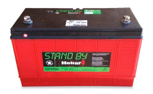 batería heliar 12v 75amp. derecha
