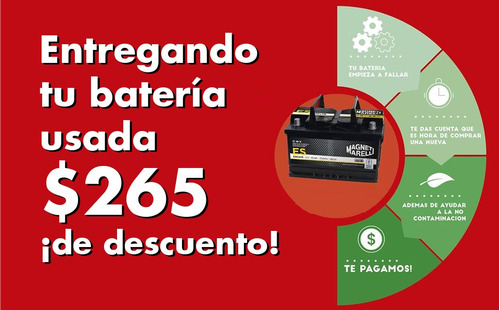 bateria heliar 12x36 f36jd 1 año de gtia. nueva oferta