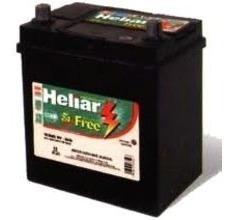 bateria heliar original honda fit city instalacion sin cargo