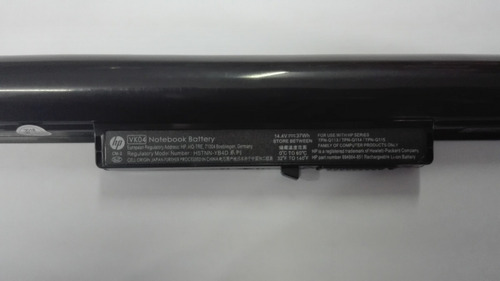 bateria hp compaq vk04 nueva ph06 original