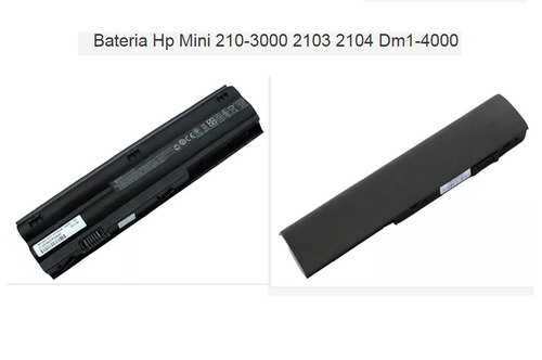 bateria hp mini 210-3000 2103 2104 dm1-4000