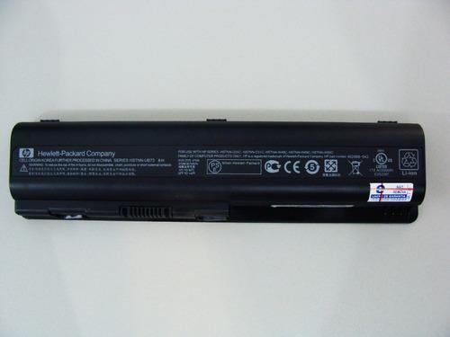 bateria hp    presario cq40-313tu, detecto