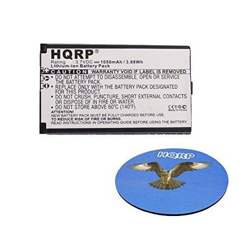HQRP Batería para Wacom Bamboo 1UF553450Z-WCM B056P036-1004 SLA-A328 Multi-Touch