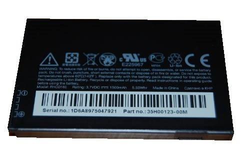bateria htc rhod160 para htc a8188 a9199 a9292 s510 t7373
