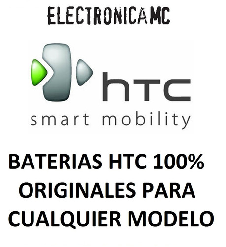 bateria htc touch viva indredible s desire z snap pro 2 hd7