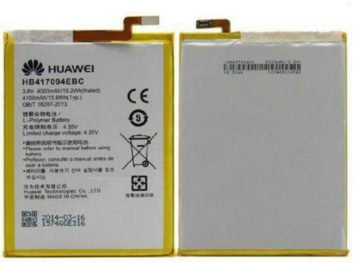 batería huawei ascend mate 7 hb417094ebc