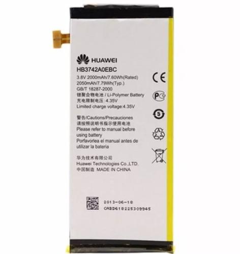 bateria huawei g620s hb3742a0ebc nueva