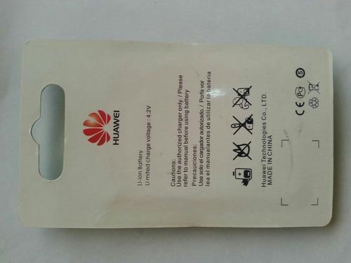 batería  huawei hb4w1 g510/cm990/evo 3/y530/g525 nuevas
