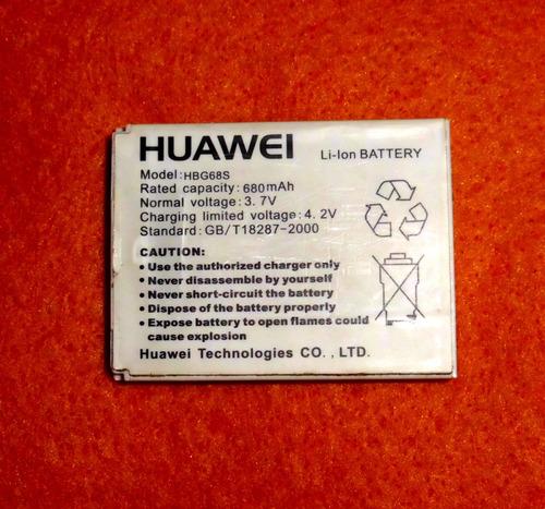 batería huawei hbg68s