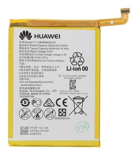bateria huawei mate 8 original 4000 mah caja ref.hb396693ecw