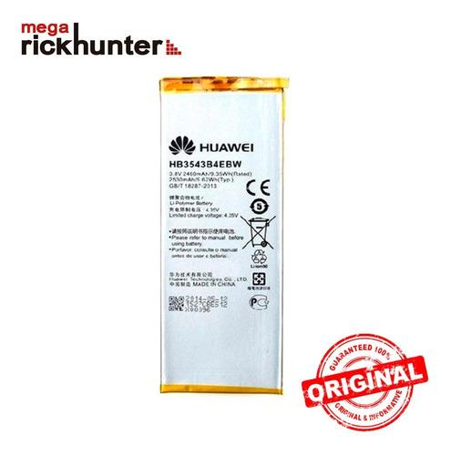 batería huawei p7 original nuevo megarickhunter