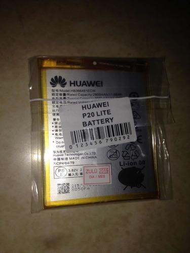 batería huawei p9, p10 y p20 lite instalación gratis