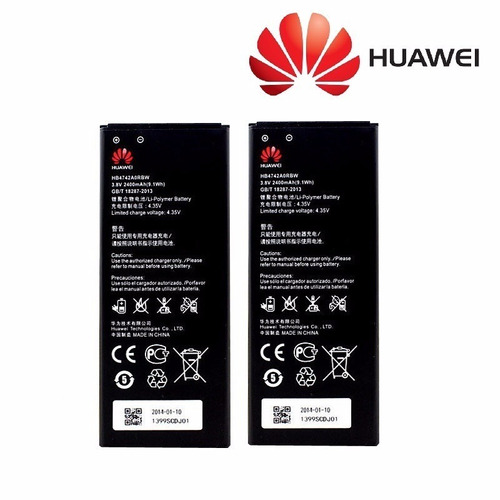 bateria huawei y300 y330 y550 y625 y635 originales