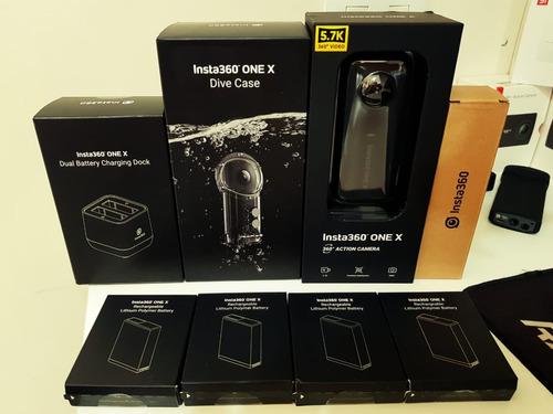 bateria insta360 one x - 100% original - pronta entrega