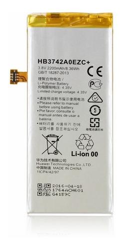 bateria integrada huawey p6 original