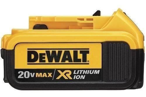 batería ion de litio dewalt 20 v 4,0 ah dcb204-b3