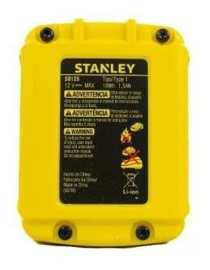 bateria ion litio 12v stanley