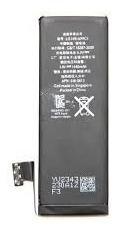 bateria iphone 5g, 5c, 5s  nueva original garantia