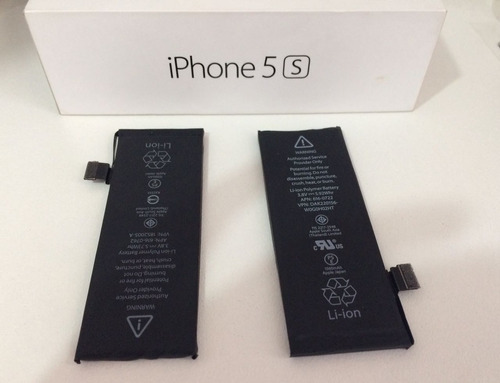 bateria iphone 5s surco original