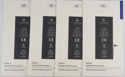 bateria iphone 6s - lacrada - qualidade original