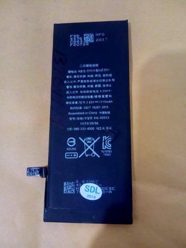bateria iphone 6s nueva funcionando al 100%