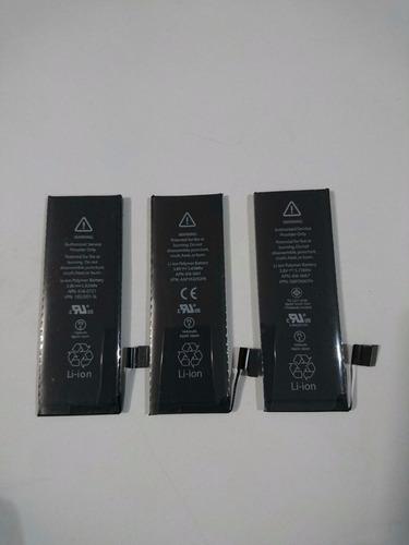bateria  iphone.  6s ,se,5, 5s,5c, 4s original cero ciclos