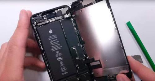 bateria iphone 7g original instalada