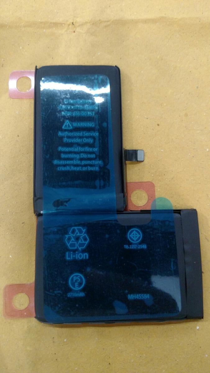 428b6e0879f Bateria iPhone X 10 Nova Envio Imediato 2716 Mah - R$ 299,99 em ...