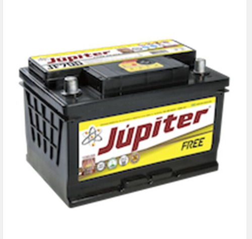 bateria jupiter 70ah amperes lado esquerdo selada